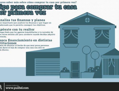5 tips para comprar tu casa por primera vez