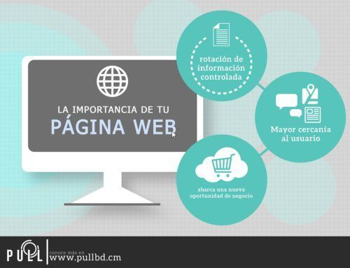 La importancia de tu página web